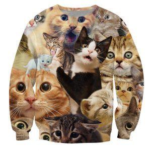 Kattentrui met de meeste katten