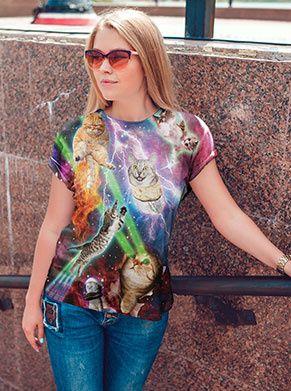 berucht festivalshirt binnen de benelux met de terechte titel gigantisch fout kattenshirt