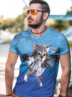 nirvana nevermind foute kleding kat